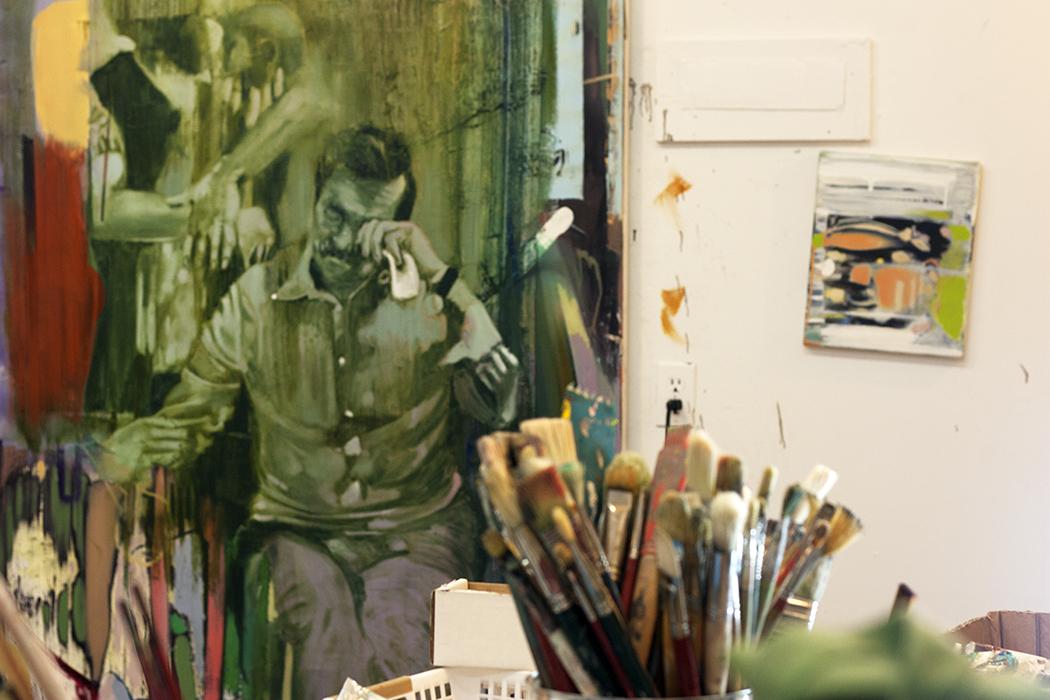 12. Bartosz Beda Studio, Work in Progress